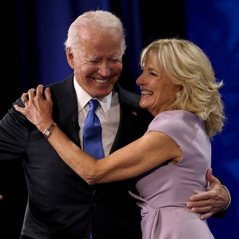Joe + Jill Biden