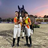 Pferde sind ihr Leben: Prinzessin Sirivannavari reitet seitdem sie klein ist.2017 holte die heute 33-Jährige bei den Südostasienspielen mit der Mannschaft die Silbermedaille.