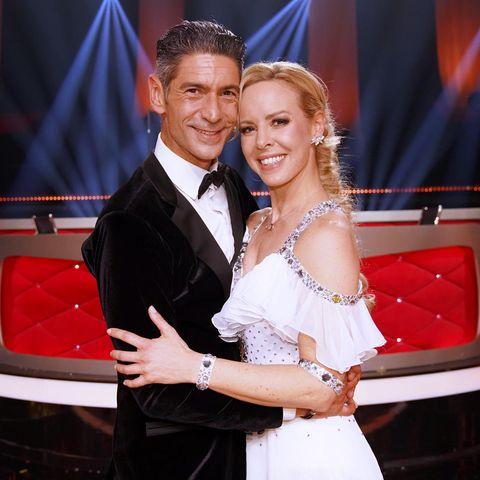 Marcus Weiß und Isabel Edvardsson