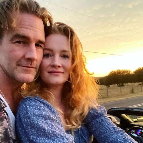 James und Kimberly van der Beek