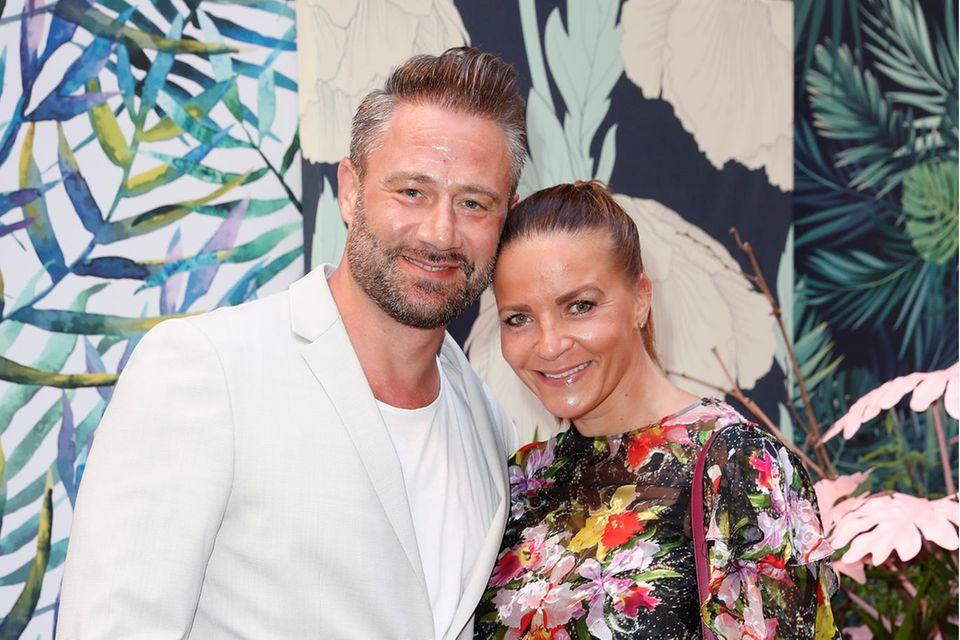 Sasha und Ehefrau Julia
