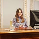"""18. November 2020  Prinzessin Sofia nimmt an einem Online-Meetingder Organisation """"Global Child Forum"""" teil, das die Sicherheit von Kindern in der digitalen Welt in den Fokus rückt. Als Mutter zwei kleiner Söhne ist ihre Meinung dazuvon besonderer Bedeutung. Aber sie ist nicht der einzige Royal, der das wichtige Thema bei dieser Gelegenheit unterstützt."""
