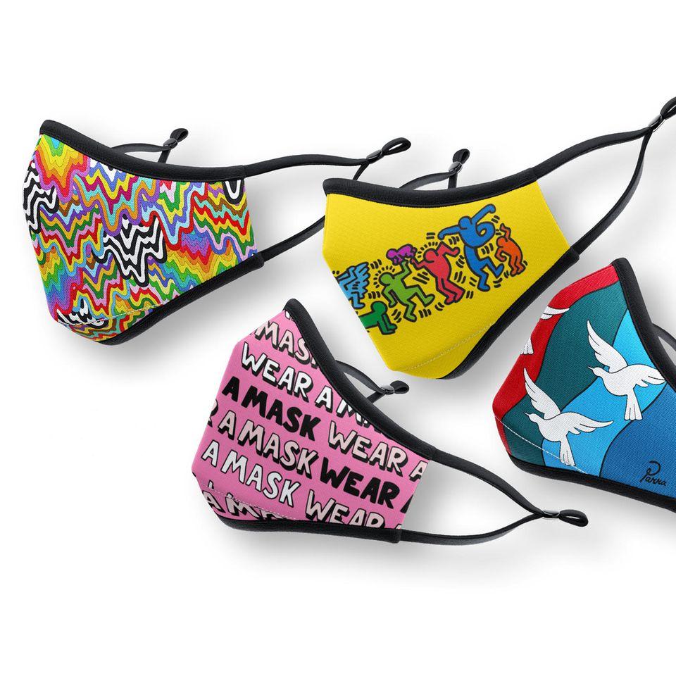 Gewinnspiel: Mit Masken von Vistaprint stilvoll durch die kalte Jahreszeit