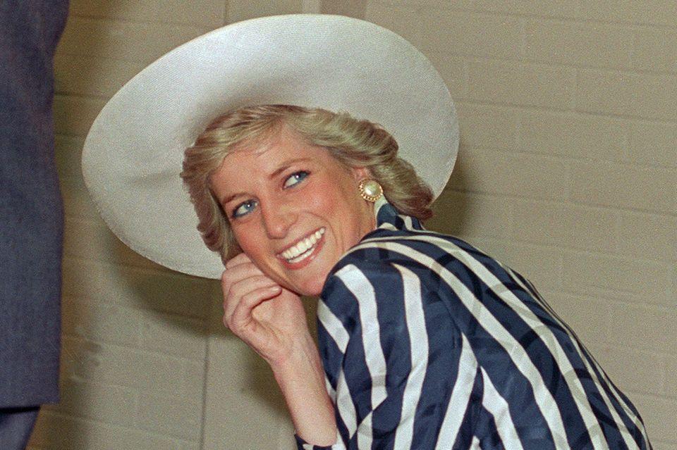 Prinzessin Diana im Jahr 1988