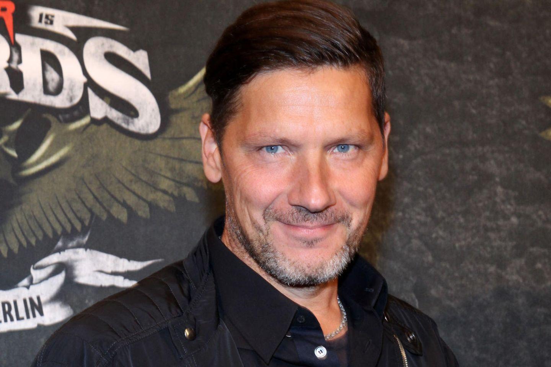 """Christoph Schneider von """"Rammstein"""""""
