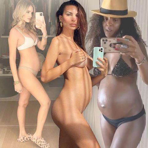 Chiara Ferragni, Emily Ratajkowski + Kelly Rowland
