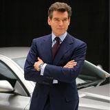 2001: Pierce Brosnan   Er hat 2001 die Lizenz zum Sexy-Sein: Als neuer James Bond beglückter die Film-Fans und die Frauen gleich dazu.