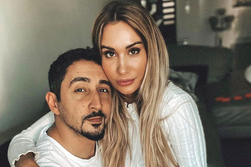 Eko Fresh und Ehefrau Sarah Bora