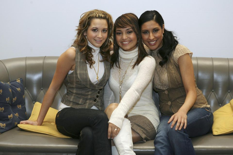 Mandy Capristo, Bahar Kizil, Senna Gammour