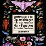 "Buchtipps der Redaktion: Buchcover ""Kat Menschik & des Diplombiologen Doctor ..."""