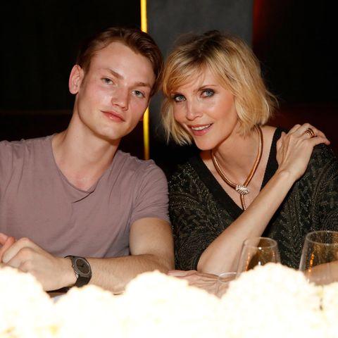 Nicolas und Nadja Auermann