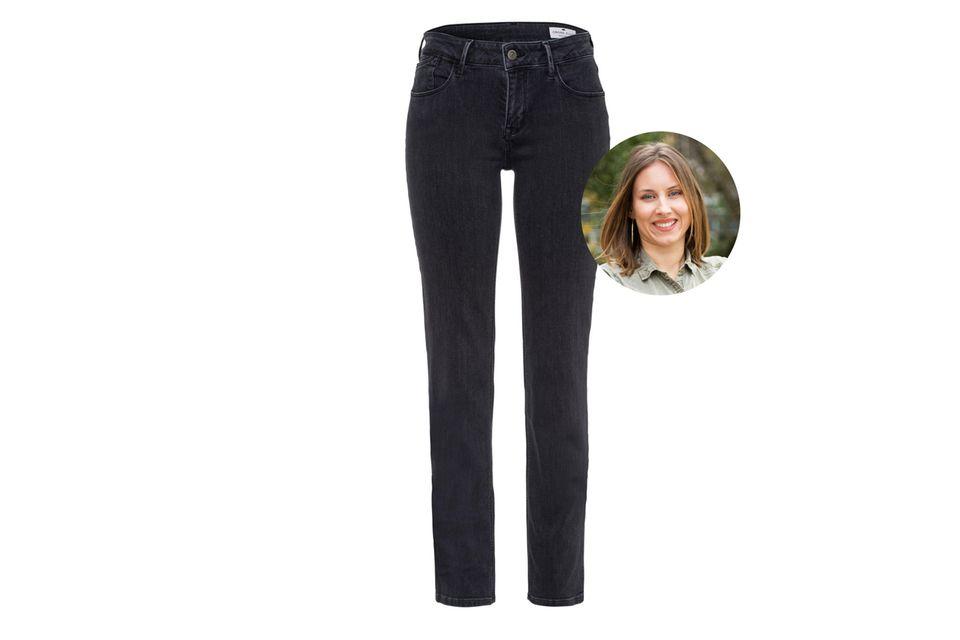 Gute Jeans finden? Immer problematisch findet Kollegin Lara