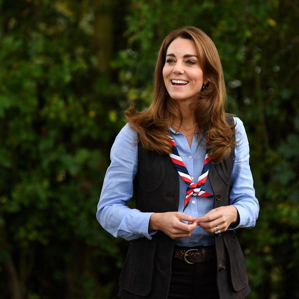 Psssst, Geheimnis: 3 Beauty-Regeln, die Herzogin Kate niemals bricht