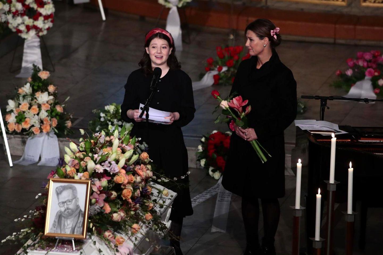 Maud Angelica Behn und Prinzessin Märtha Louise