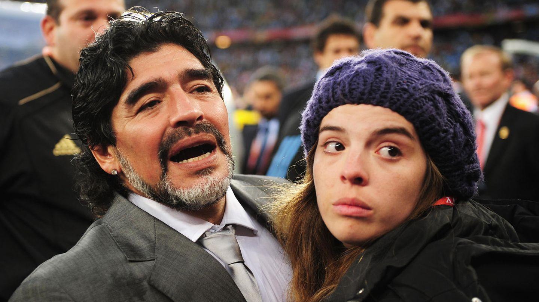 Diego Maradona (†): Tochter Dalma veröffentlicht bewegenden Trauer-Post
