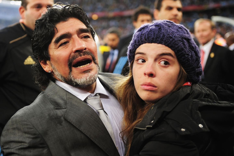 Tochter Maradona
