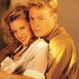 """29. November 2020  Kaum zu glauben. Der gemeinsame Song """"Especially for You"""" von Kylie Minogue und Jason Donovan feiert schon sein 32. Jubiläum. Diesem Anlass gedenkt Kylie mit einem Throwbackfoto auf Instagram."""