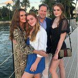 Brooke Shields zeigt ihre schönen Töchter