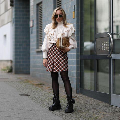 Bloggerin Sonia Lyson ist begeistert von dem neuen Schuhtrend.