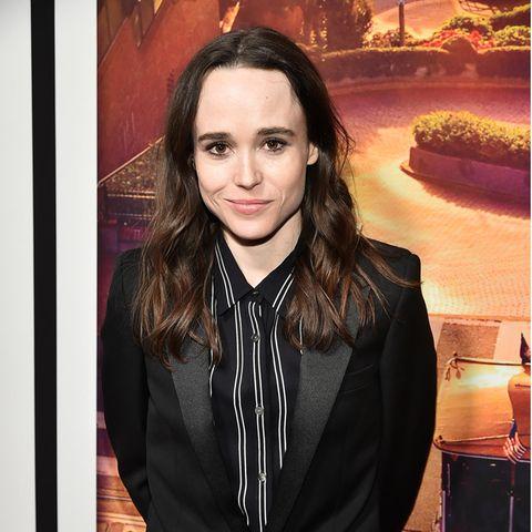 Ellen Page nennt sich ab sofort Elliot Page