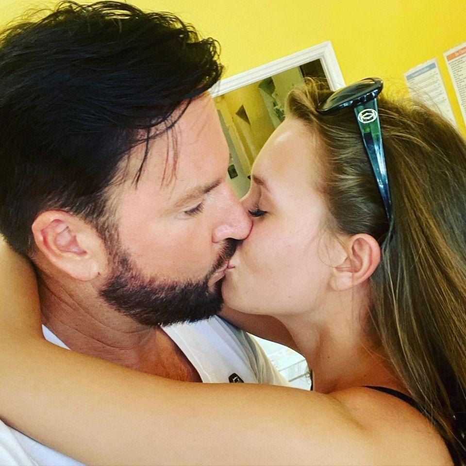 Michael Wender und Laura Müller