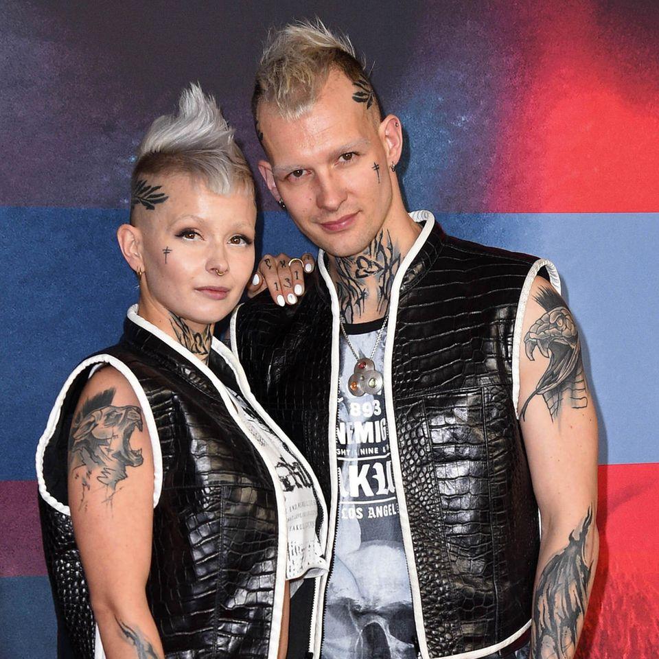 Edith und Eric Stehfest