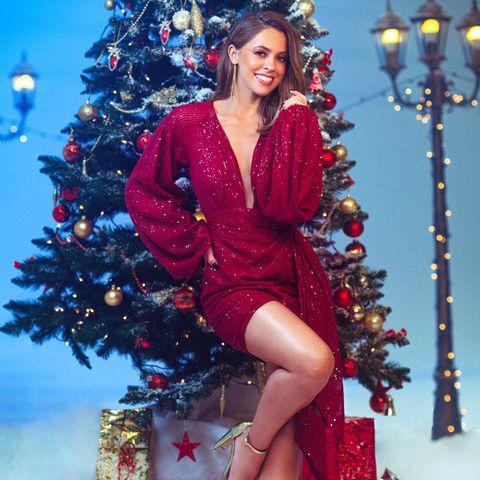 """Staying Home for Christmas mit Vanessa Mai: """"Es geht um Wärme, Zusammenhalt und Freude"""""""
