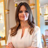 6. Dezember 2020  Grattis, Sofia! Die Prinzessin feiert heute ihren 36. Geburtstag, und mit diesem tollen Porträt kann mansehen, wie aus dem hübschen Model von damals eine wirklich starke, selbstbewusste und schöne Frau geworden ist.