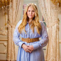 7. Dezember 2020  Herzlichen Glückwunsch, Prinzessin Amalia! Die älteste Tochter von König Willem-Alexander und Königin Máxima feiert heute ihren 17. Geburtstag - und damit ihr letztes Jahr als Minderjährige. Nächstes Jahr wird es ernst, denn da macht Amalia nicht nur ihren Abschluss am Gymnasium, sondern erhält auch mehr offizielle Aufgaben und Verpflichtungen als zukünftige Königin der Niederlande.