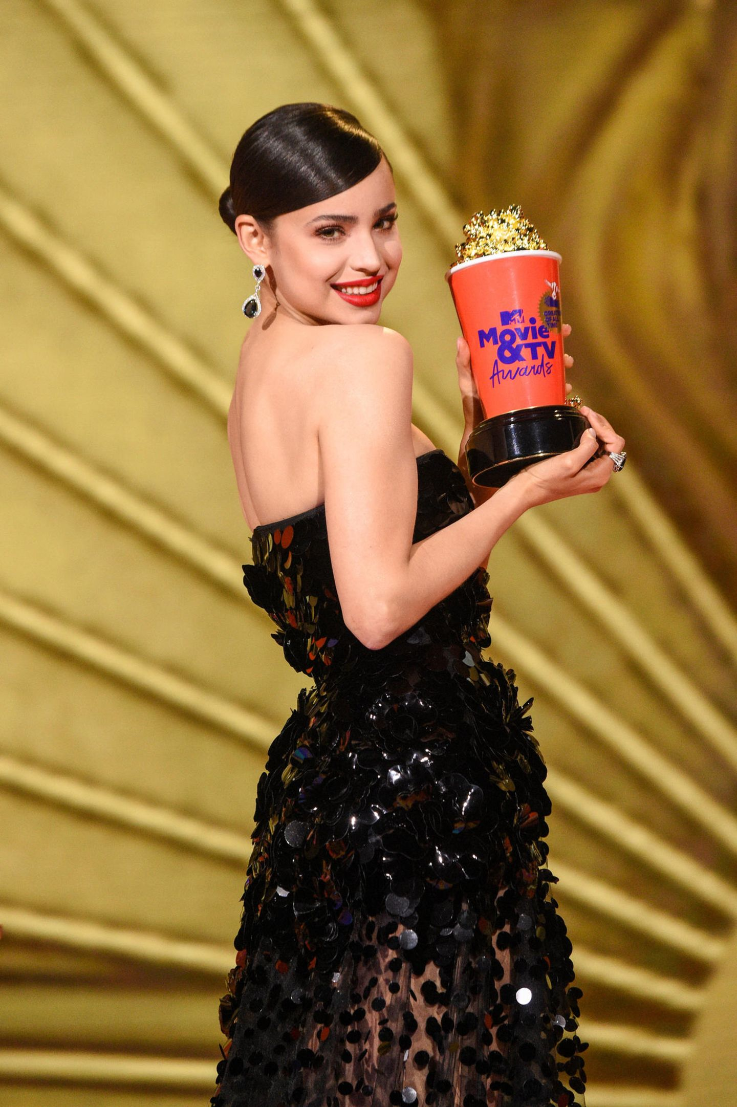 Sofia Carson bei den MTV Movie & TV Awards
