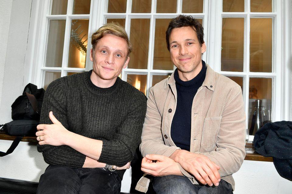 Matthias Schweighöfer und Florian David Fitz