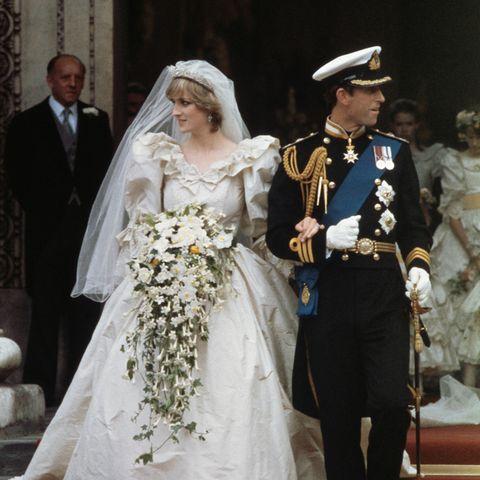 Prinzessin Diana und Prinz Charles