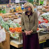 Jill Biden im traumhaften Herbstlook