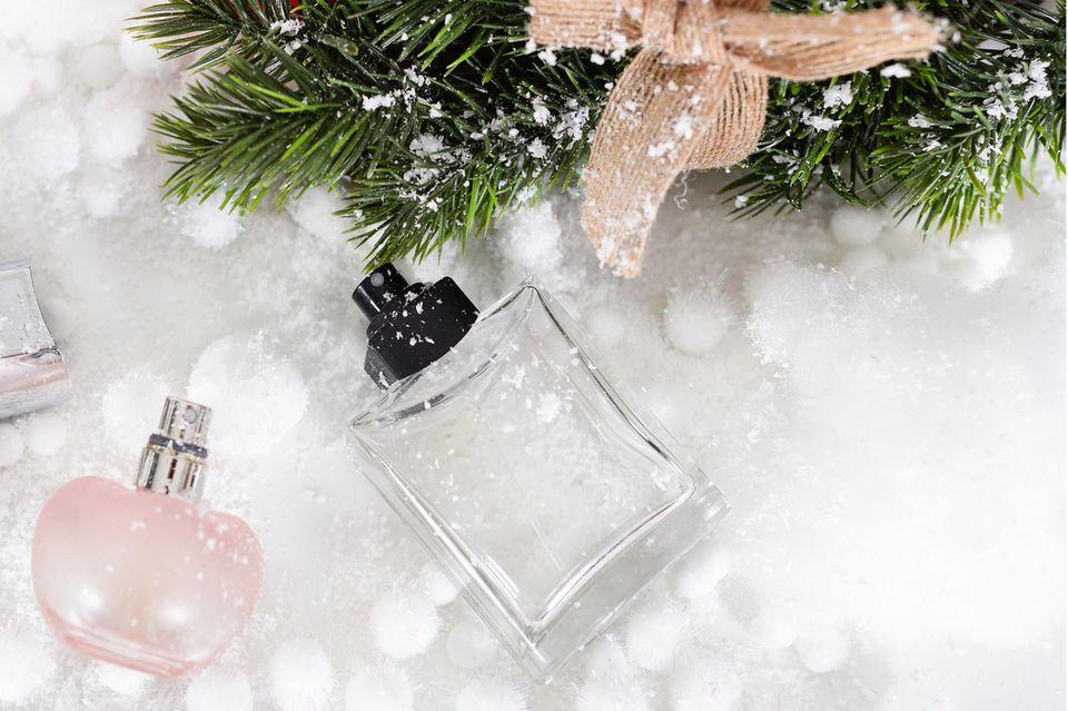 Parfüm als Weihnachtsgeschenk