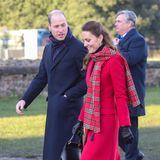 8. Dezember 2020  Am letzten Tag ihrer Zugreise durch Großbritannien geht es für Prinz William und Herzogin Catherine in die walisische Hauptstadt Cardiff. Kate strahlt an diesem Morgen in einem tollen Rot.