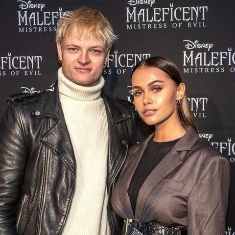 Marius Borg Høiby und Juliane Snekkestad