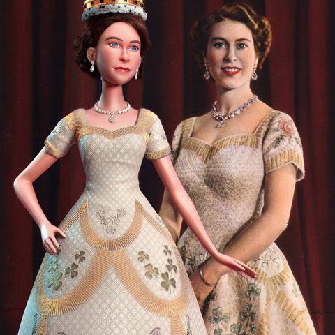 Vom Abendkleid bis zur Reithose: Bekommt die Queen bald ihre eigene Puppen-Kollektion?
