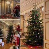 6. Dezember 2020  Auch bei Prinz Frederik und Prinzessin Mary von Dänemark zieht dank festlicher Dekoration die Weihnachtsatmosphäre ein.