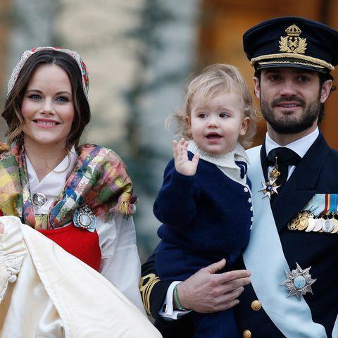 Sofia von Schweden + Prinz Carl Philip