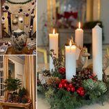 Auf Schloss Amalienborg zelebriert die dänische Königsfamilie ein klassisch-elegantes Weihnachtsfest.