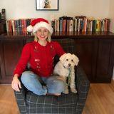 Für Kristen Bell bedeutet die Weihnachtszeit vor allen Dingen, es sich zu Hause gemütlich zu machen und Weihnachtsfilme zu gucken.