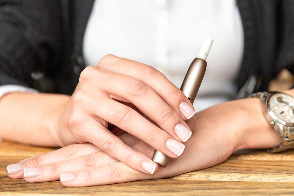 Rauchfrei dank Tabakerhitzer? GALA macht den Test.