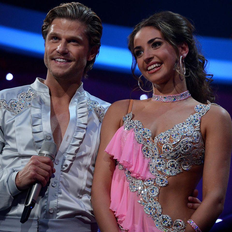 Paul Janke und Ekaterina Leonova