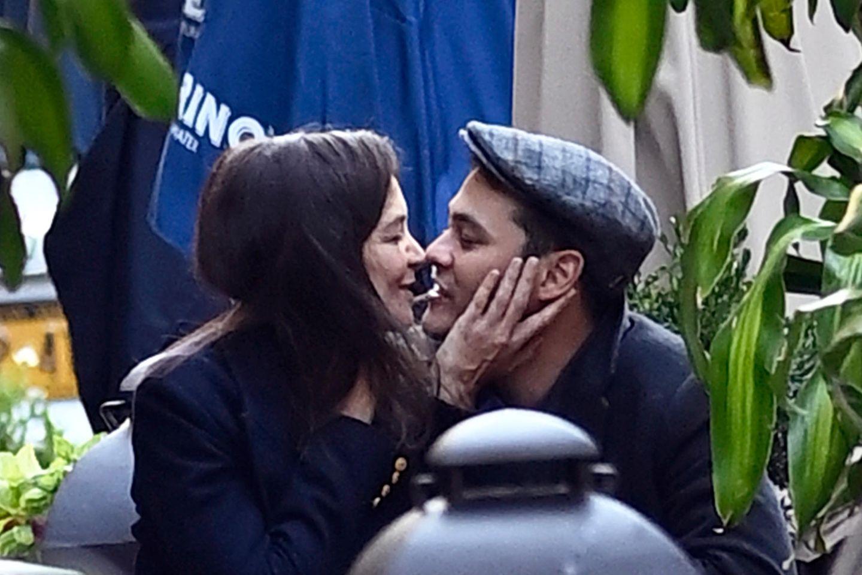 Katie Holmes und Emilio Vitolo