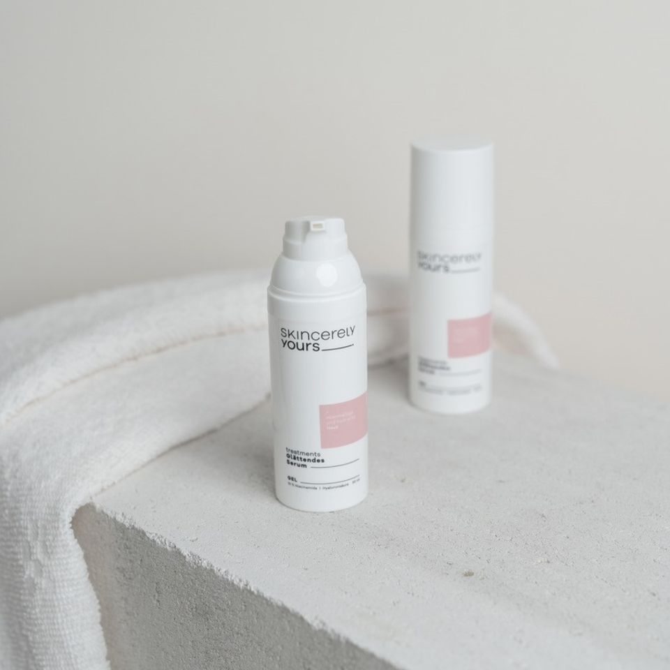 Glättendes Serum Skincerely Yours