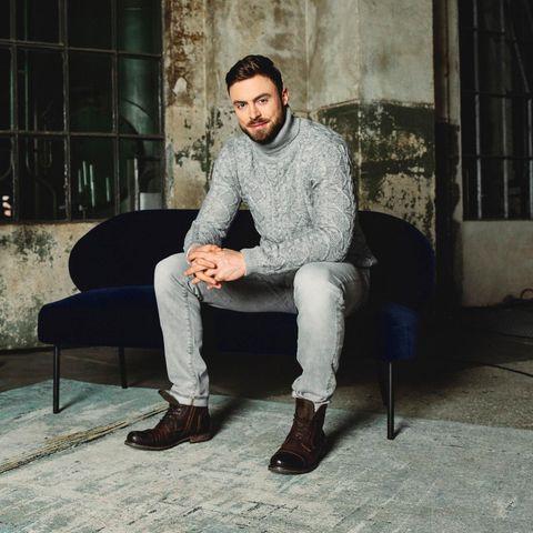 """Niko Griesert ist """"Der Bachelor"""" –zu sehen auf RTL und TVNow."""