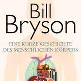 """Buchtipps der Redaktion: Buchcover """"Eine kurze Geschichte des menschlichen Körpers"""""""