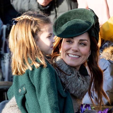 Prinzessin Charlotte, Herzogin Catherine