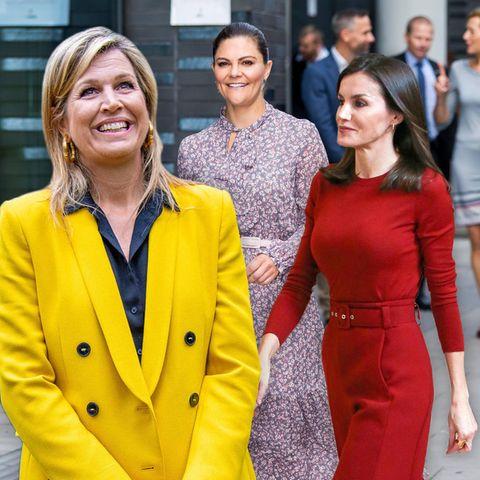 Jahresrückblick 2020: Die schönsten Looks der Royals