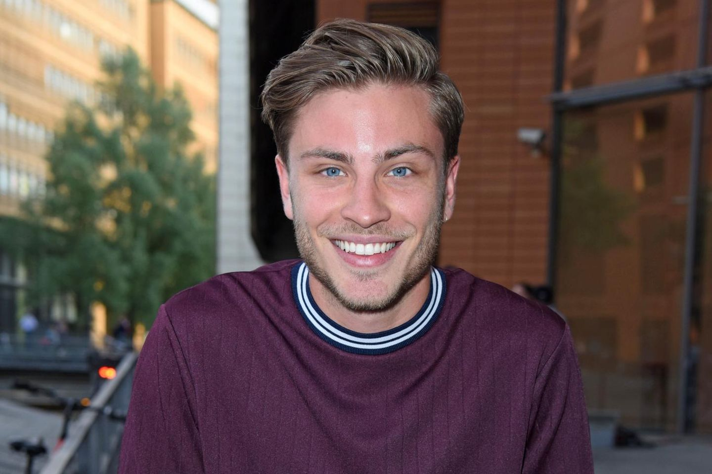 Jannik Schümann Model : Nomination for the new faces award